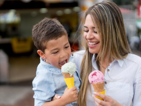 How to Let Your Kid Indulge Without Going Overboard