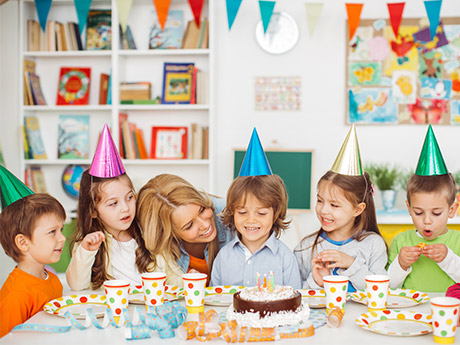 The Mom-Approved Kids Party Playlist