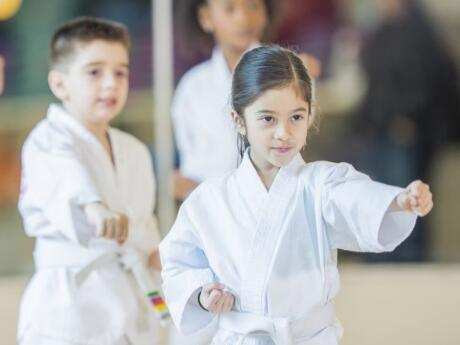 Life Lessons Kids Learn from Martial Arts