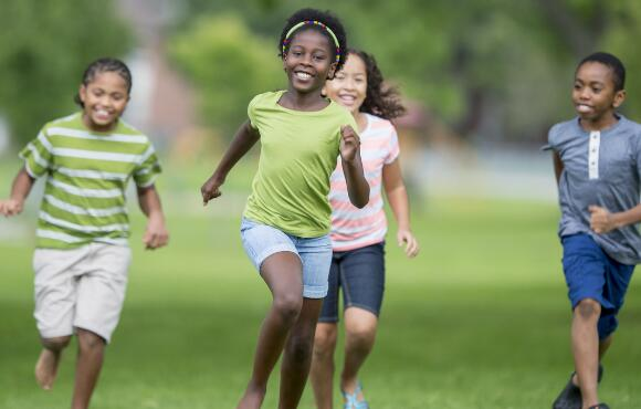 7 Games to Make Running Fun for Kids