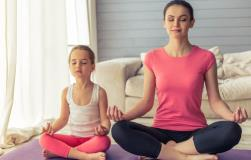 Want to Calm Your Kid Down? Try Meditation