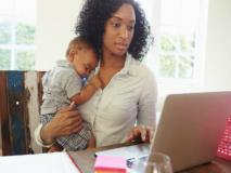 Mom Guilt is Real. Here's How to Beat It.