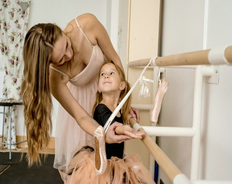 A Dance Parent's Survival Guide