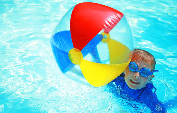 10 Fun Pool Games for Kids