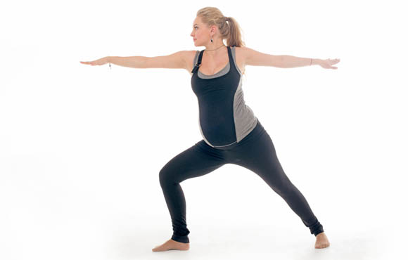 Yoga Poses for Every Stage of Pregnancy
