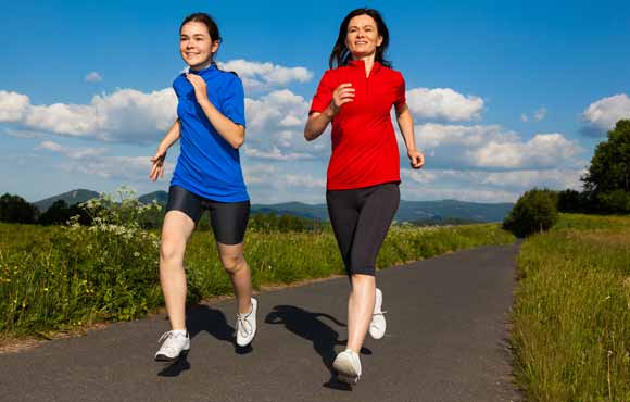 How Running Strengthened My Relationship With My Daughter