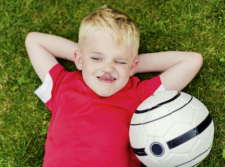 14 Things Only Parents of Sporty Kids Understand
