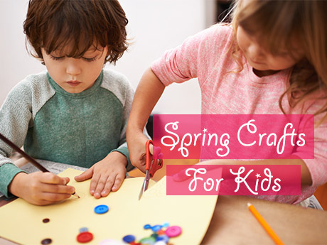 9 Spring Craft Ideas for Kids