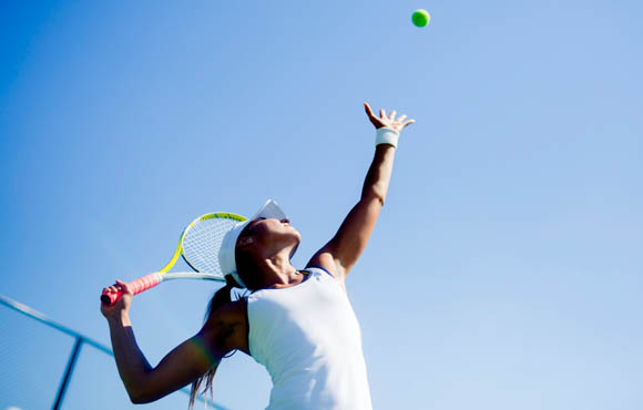 Tennis 101: Know Your Strokes