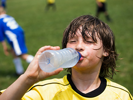 How to Spot and Treat Heat-Related Illnesses in Youth Sports