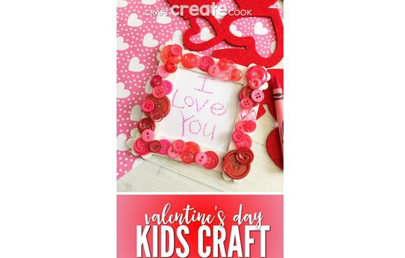 a933cd6e7b0ea4 The Sweetest Valentine's Day Crafts & DIY Gifts for Kids | ACTIVEkids