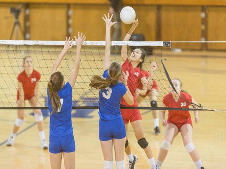 Volleyball Team Drills For Offense And Defense Activekids