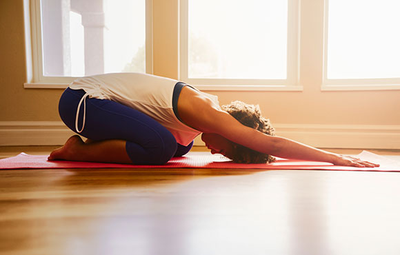 5 Yoga Poses for Better Sleep