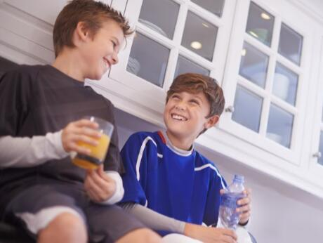 6 Nutrition Tips for Youth Athletes