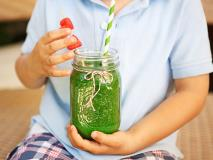 Yummy Smoothies with Hidden Veggies for Kids