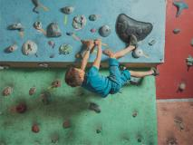 That Time I Tried Bouldering With My Kids