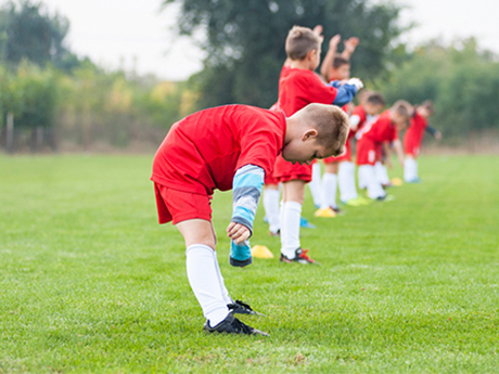 10 Ways to Calm Nerves Before a Big Game | ACTIVEkids