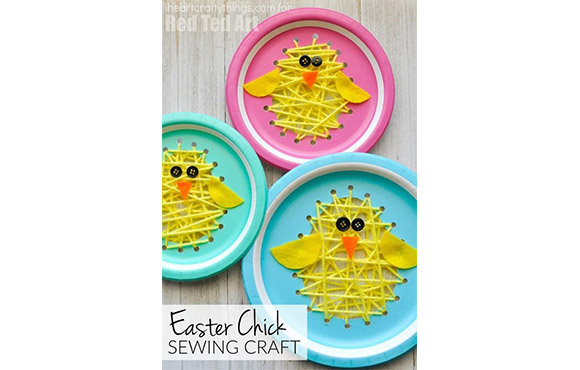 11 Fun Diy Easter Crafts For Kids Activekids