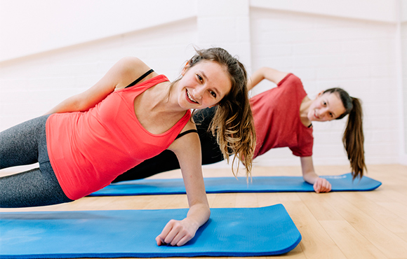 8 Fitness Tips for Teenagers | ACTIVEkids
