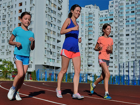 Long Distance Running Tips for Kids