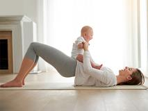 How New Moms Can Make Time for Fitness