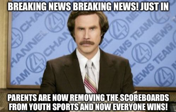 19 memes that perfectly describe youth sports activekids