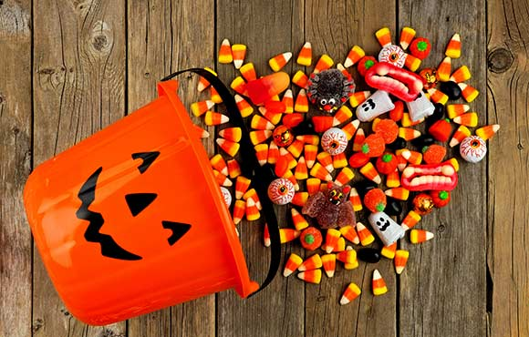 weight management is always a challenge but more so during the holidays the secret to success is calorie intake which means choosing appropriate portions - Halloween Tips