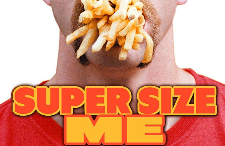 essay on the movie supersize me