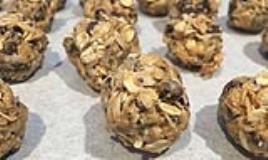 Runner's Fuel: Peanut Butter Chia Bites