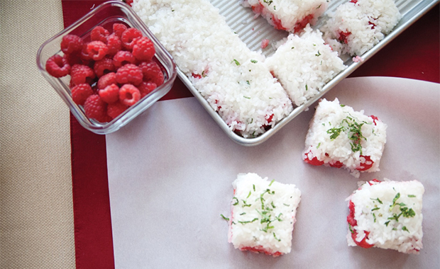 Skratch Labs Rice Cakes Recipe