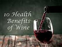 10 Health Benefits of Wine