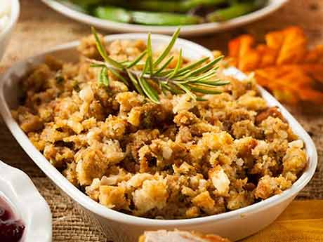 The 15 Healthiest Holiday Foods
