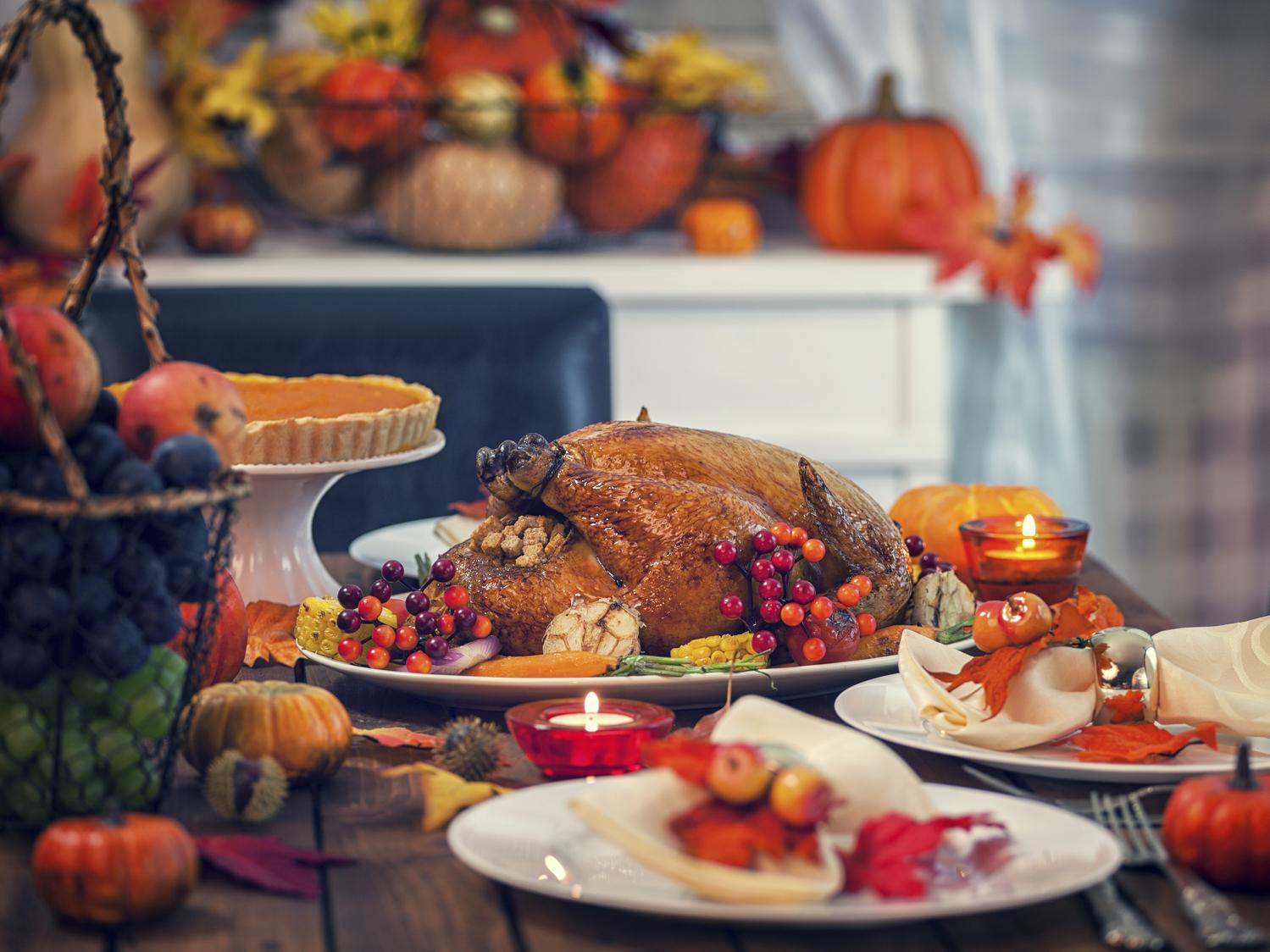 Thanksgiving Dinner: 5 Easy Ways to SaveCalories forecasting