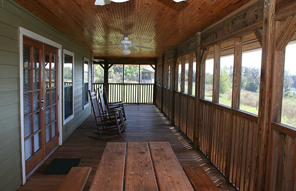 Top cabin getaways in florida active for Florida state parks cabins