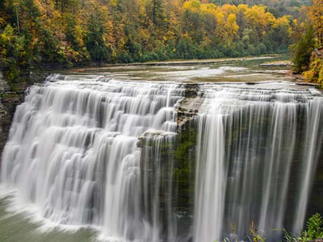 The Best New York State Parks for Fall