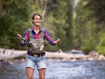 10 Reasons Women Should Fish
