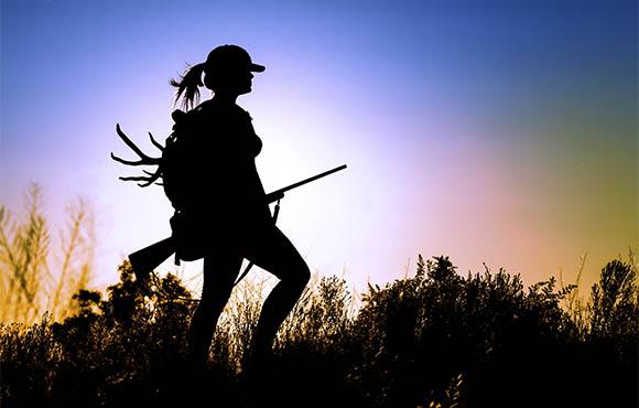 9 reasons women should hunt active