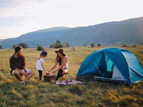 9 Unforgettable Family Campgrounds