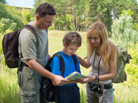 How to Teach Your Kids Wilderness Survival