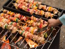 6 Skewer Recipes for Campfire Meals