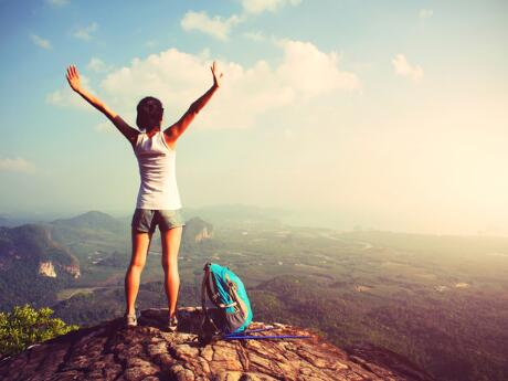How to Conquer a Solo Hike