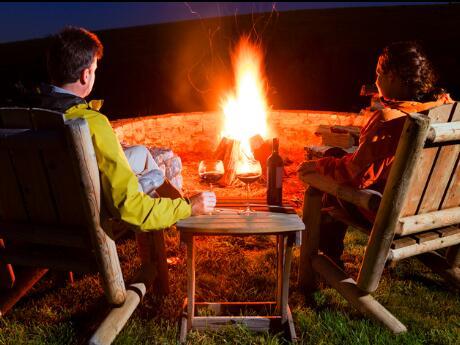 Pitch a Tent in the Best U.S. Wine Regions