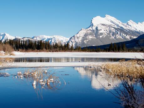 4 Popular Winter Activities in the Rockies