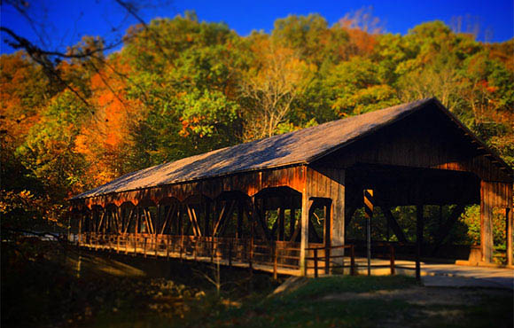The Best Ohio Campgrounds For Fall Color Active