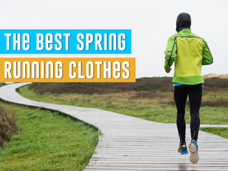 The Best Running Clothes for Every Spring Scenario