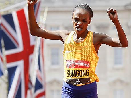 2016 London Marathon 460