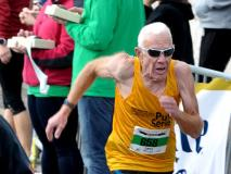 Profiling the Boston Marathon's Octogenarian Runners