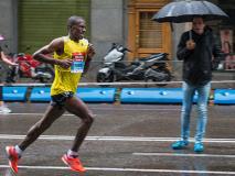 A Marathon Training Approach for a PR