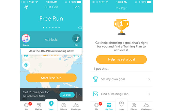 11 Running Apps You Need To Know About Active