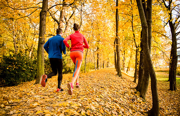 10 Ways to Fall In Love With Running Again This Autumn | ACTIVE